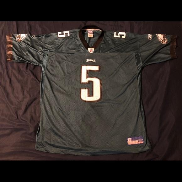 d8e7e692dd7 Vintage REEBOK Donovan McNabb NFL Jersey Size 2XL.  M_5ba6ef71a5d7c6c0faa1c6c4